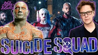 James Gunn Joins Suicide Squad 2 + Dave Bautista Casting Choices!