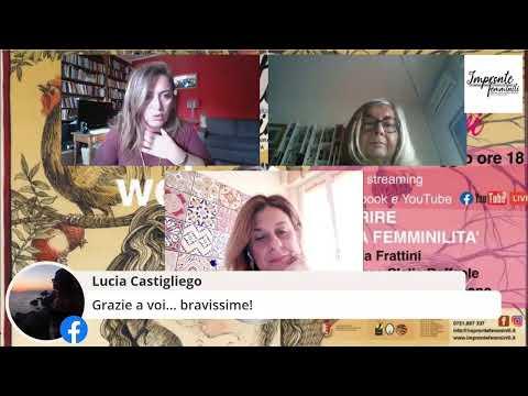 Rifiorire nella Femminilità con Gabriella FRATTINI, Clelia RAFFAELE e Mirella MONTALBANO