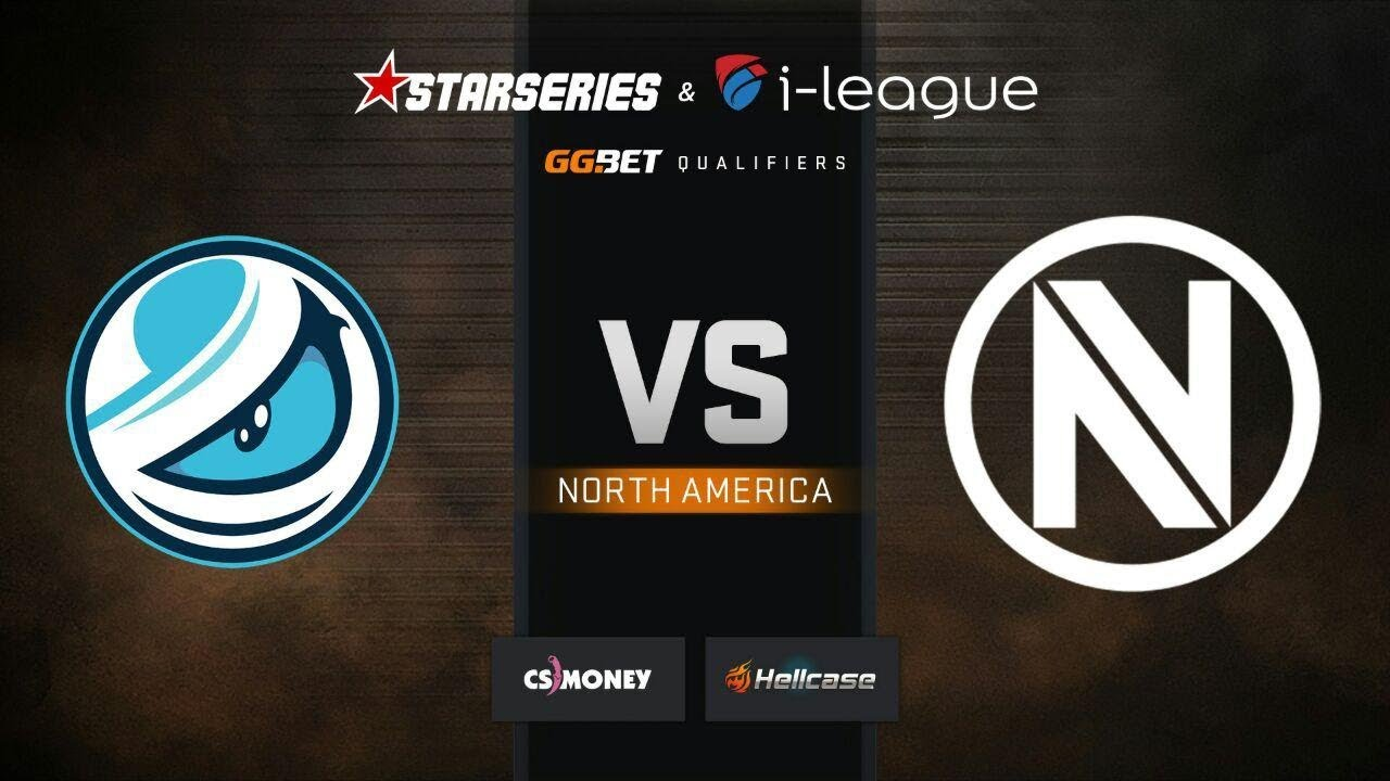 [EN] Luminosity vs Envy, map 1 Train, StarSeries & i-League S7 GG.Bet NA Qualifier