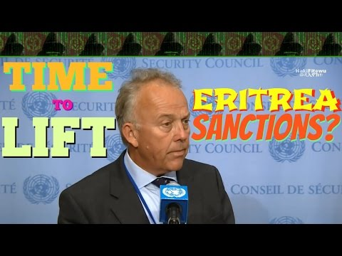 Truth About Eritrea - Time To Lift Eritrea Sanctions