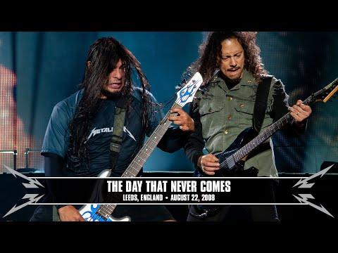 Metallica: The Day That Never Comes (MetOnTour - Leeds, England - 2008) Thumbnail image
