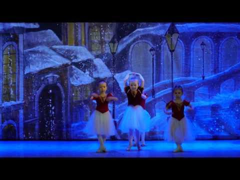 """Детский балет """"Щелкунчик"""". Пажики"""