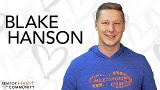 2018 Heart of the Community Recipient: Blake Hanson