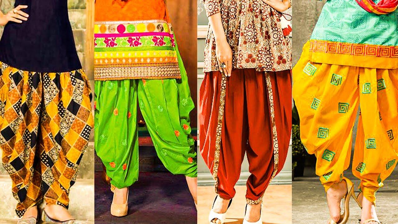 New fashion Salwar Designs/Ideas|| Latest Salwar Design 2020 AMBER STITCHING