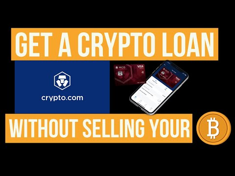 The Crypto.com Crypto Loans Review - How To Get Crypto Loans Without Selling Your BTC & Crypto?