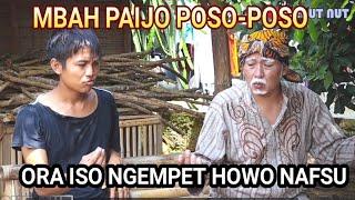 Video komedi lucu ini mengisahkan tentang mbah Paijo yang lagi puber kedua. Bagaimana kisah selanjutnya? Yuk ditonton video komedi lucu ini semoga bisa ...