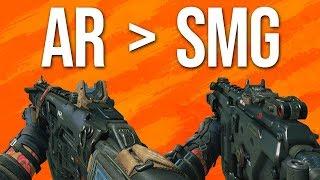 Black Ops 4 In Depth: Assault Rifles vs SMGs