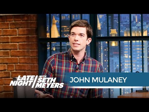 John Mulaney Likens Donald Trump to a Really Good Family Feud Contestant