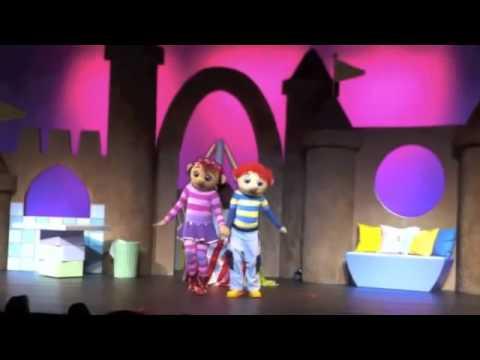 Het Zandkasteel Theatershow De Piratenboot!