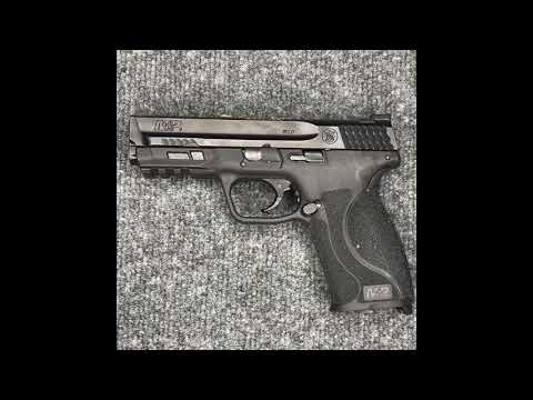 Smith and Wesson M&P 2.0 Breakdown/Disassembly
