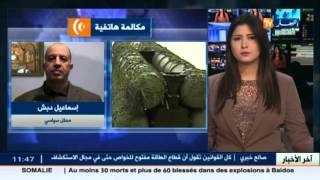 المحلل السياسي إسماعيل دبش : هذه هي أجندة زيارة وزير الخارجية الروسي سيرغي لافروف للجزائر