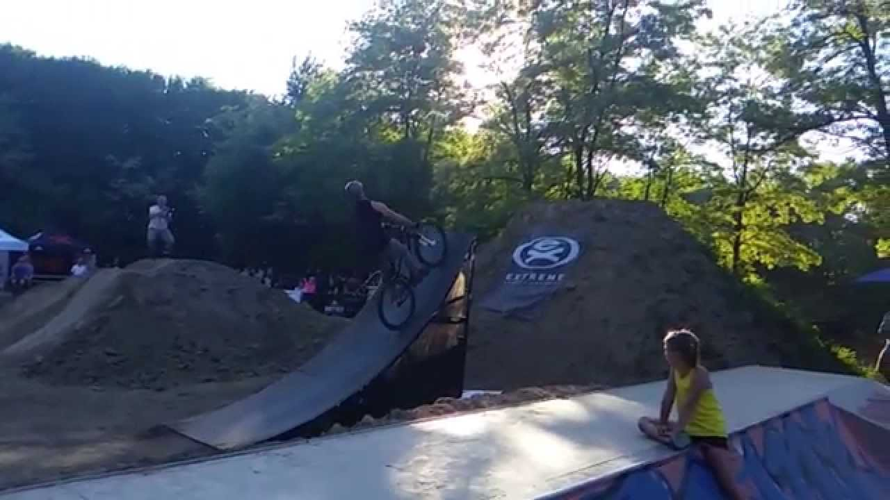 Dirt Jumping Cup in Rybnik