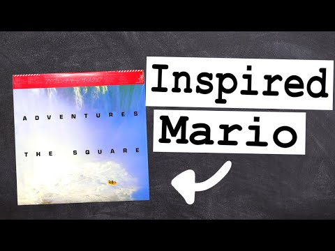 This 80's Song Inspired Mario's Music
