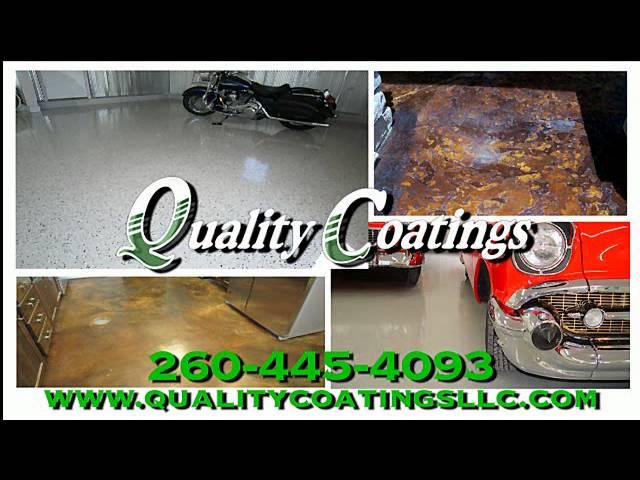 Quality Coatings Residential Flooring