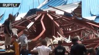 At least 160 killed in horrifying church collapse in Nigeria