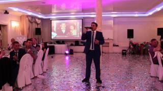Песня для родителей в исполнении жениха на свадьбе 9.05.14