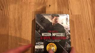 Similar Movies to Mission: Impossible 6-Movie Collection Suggestions