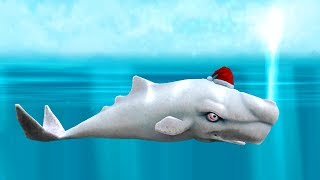 MOBY DICK Hungry Shark Evolution - Celebrate Christmas With Sharks Game for Mobile Phones