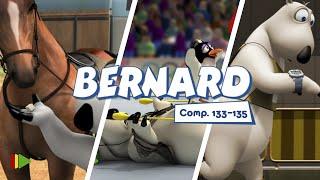 Бернард 133 135 Compilation Мультфильмы
