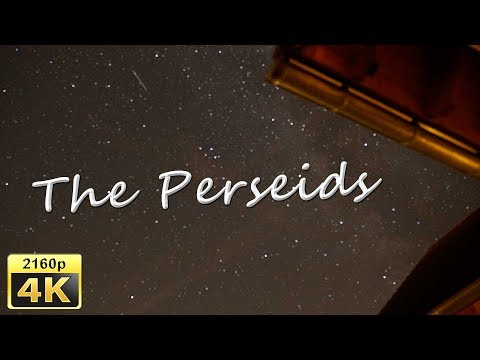 The Perseids 11.8.2018, Altrich  - Germany 4K Travel Channel