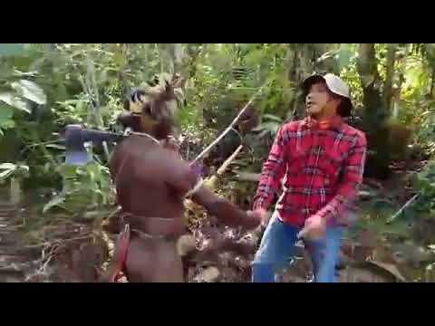 Orang sunda ngobrol sama orang papua