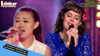 'MAD WORLD' SINGERS IN THE VOICE