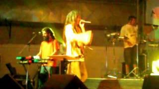 Zona Ganjah-Irie en vivo