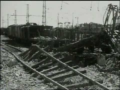 La città distrutta - Foggia