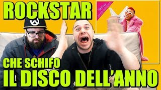 SFERA EBBASTA - ROCKSTAR ( il disco dell'anno ) | REACTION | ARCADE BOYZ