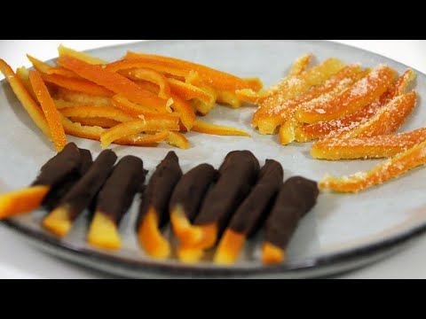recette-d'orange-confite---قشور-البرتقال-معسل