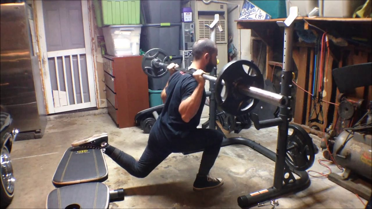 Gold s gym xrs squat and lower body day youtube