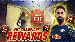 FIFA 18: PLATZ 20 DER WELT! TOP 100 FUT CHAMPIONS REWARDS! | CIHAN YASARLAR
