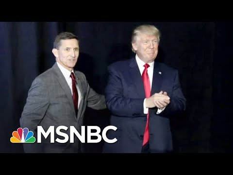Newly Revealed Russia Interactions At Top Of Donald Trump's Campaign | The Last Word | MSNBC