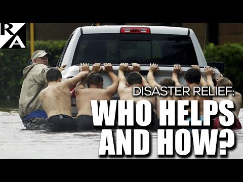 Right Angle - Disaster Relief: Who Helps and How? - 09/01/17