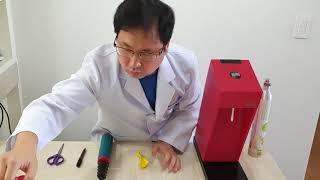 탄산수 제조기의 이산화탄소를 모아 탐구하기