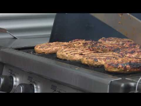 BBQ fire safety served up during Calgary Stampede