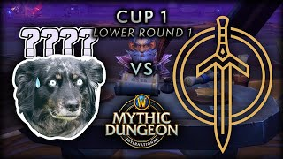 ????? vs Golden Guardians | Lower Round 1 | MDI Shadowlands Cup 1