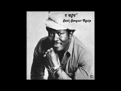 Flashback: I Roy - Can't Conquer Rasta (Full Album)
