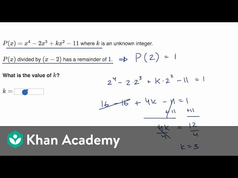 Multiple polynomial remainder theorem examples