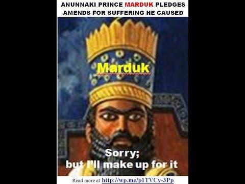 ANUNNAKI PRINCE MARDUK FROM NIBIRU RULED US