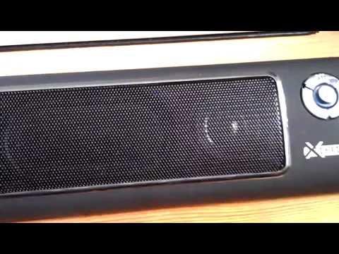 Lingo Xtatic mini aktiv Lautsprecher Review HD