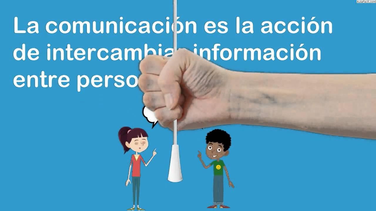 La Comunicación/Lengua Cuarto de Primaria (9 años)/AulaFacil.com ...