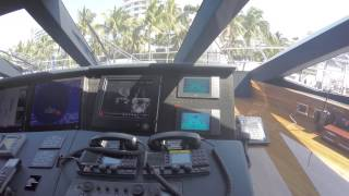 Sunseeker 115 Yacht Tour: 2015 Yacht & Brokerage Show
