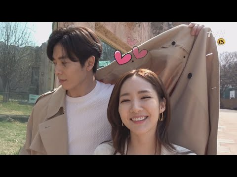 HER PRIVATE LIFE 설레는 투 샷 박민영♥김재욱 (꺄악!) 190410 EP.0