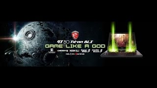 Gambar cover GT80 Titan SLI, The World's 1st Gaming Notebook