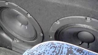 ιllιlι. CRAZY SOUND CARιlι.ιl.   DEH-P88RSII pioneer + P.audio system
