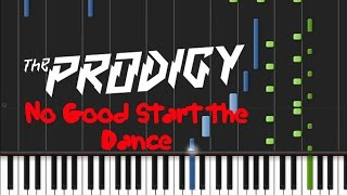 The Prodigy - No Good (Start The Dance) [Piano Tutorial] (♫)