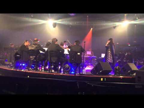 Alka Yagnk Houston 2016 concert - Tip Tip Tip Barsa Pani
