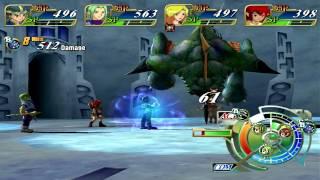 Grandia Xtreme] 2 Deava Boss Battle HD PCSX2