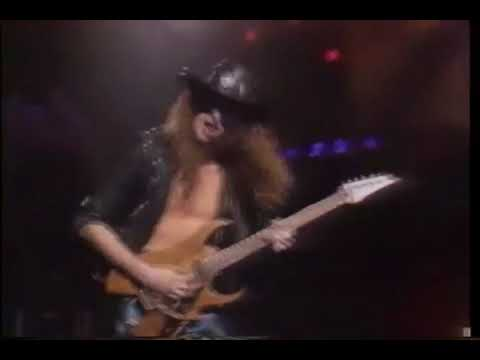 Winger - Easy Come Easy Go -  Live In tokyo Japan 1991 HD